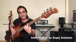 Sezen Aksu | Ne Kavgam Bitti Ne Sevdam (Anlatımlı Bas Gitar Dersi) Bas Gitar Cover