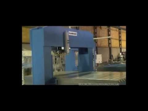 Prasa hydrauliczna portalowa produkcji Hidrogarne Hiszpania - zdjęcie