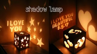 Best birthday gift for him/ her( most requested) l Unboxing Shadow Lamp l Best gift for girlfriend