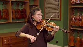 A Fine Italian Violin by G. B. Gabrielli, Florence 1763