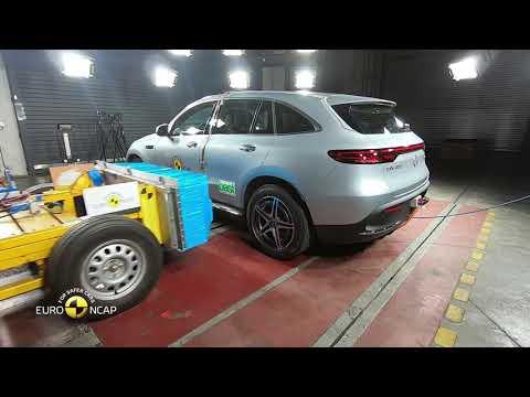 NCAP: Mercedes-Benz EQC