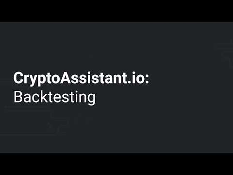 Backtesting video