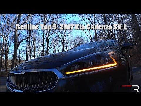 2017 Kia Cadenza SX-L – Redline: Top 5 Likes & Dislikes