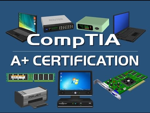 CompTIA A+ Certification Video Course 220-801 - YouTube