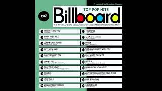 BillboardTopPopHits-1968