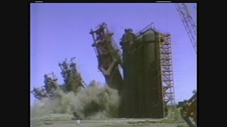 End of steel in Youngstown: Blast furnaces came down 35 years ago