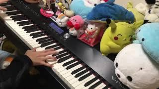 【Kizuna AI 】 future base (Prod.Yunomi)弾いてみた【ピアノ】
