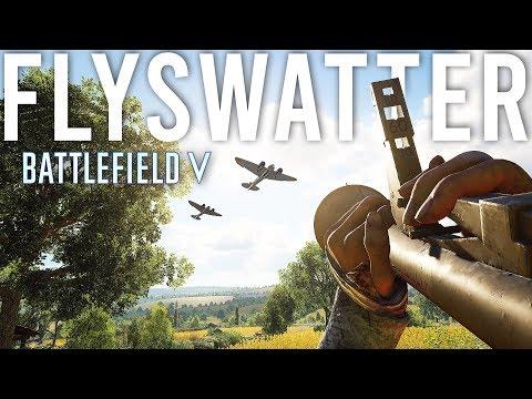 Flyswatter Battlefield V