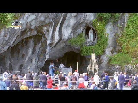 Messe à Lourdes du 13 juin 2020