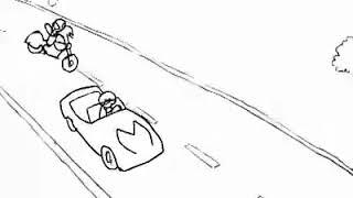 Ghost Rider Road Rage