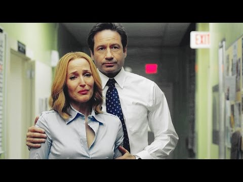 mulder&scully   mess is mine