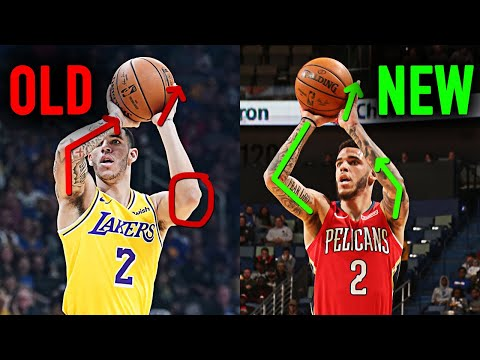 How Lonzo Ball UNLOCKED his Jumper and YOU CAN TOO! | Basketball Shooting Tips