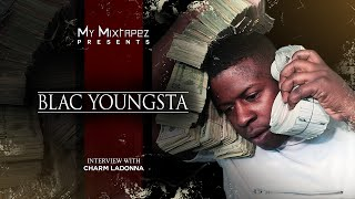 """Blac Youngsta """"I stole burgers for me and my brother to eat """""""