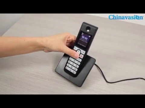 Portable GSM Desk Phone Review with GSM Slot – Easy for office phone call, elderly person