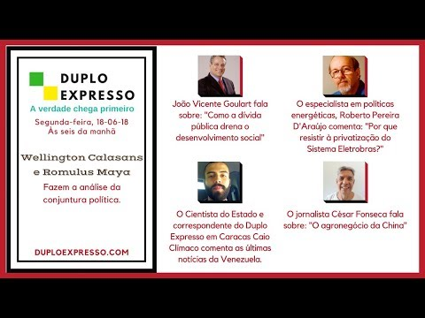 Assista A Duplo Expresso 18jun2018 No Youtube