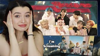 Boy With Luv Reaction! ~ BTS Ft. Halsey