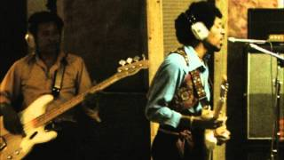 Jimi Hendrix - Izabella at the Shokan house (three takes)