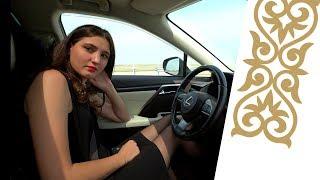Видео трасса Астана - Павлодар, девушка из Казахстан, сколько стоит дорога? Казахстан Россия 2017?