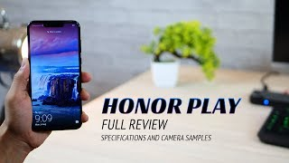 Honor Play – Full review, specs and camera samples (2018)