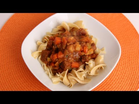 Beef & Root Vegetable Stew Recipe – Laura Vitale – Laura in the Kitchen Episode 540