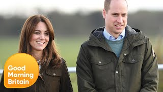 Are Prince William And Kate Middleton Taking Legal Action Against Tatler? | Good Morning Britain