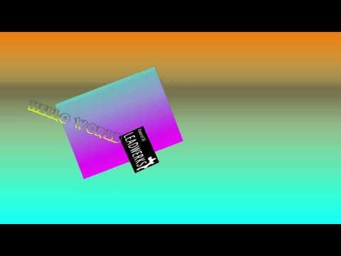 Leadwerks 3.2 Indie Rotating 2D Shaders