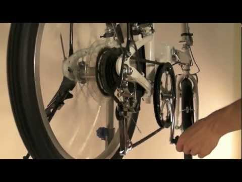 "How To Shift the Avanti 20"" Folding Bike"