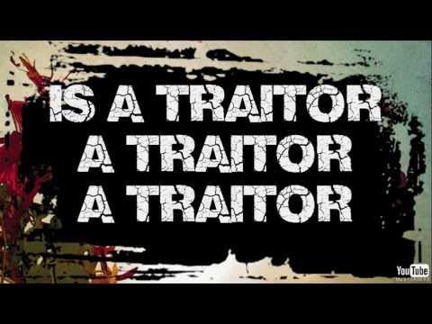 Daughtry - Traitor lyrics