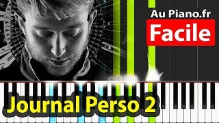 Vald   Journal Perso 2 Piano Instru Rap Type Beat