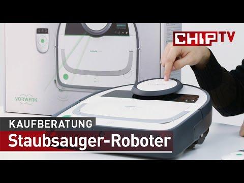 Kaufberatung Staubsaugerroboter  - Praxis-Test deutsch | CHIP