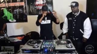D J SCRATCH  SHOWING HOW ITS DONE AT COPS & KIDS DJ BATTLE