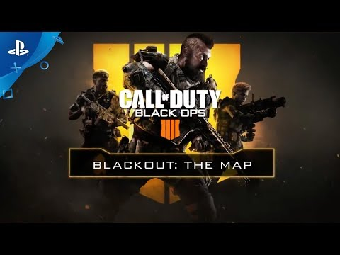 Blackout map de Call of Duty : Black Ops 4