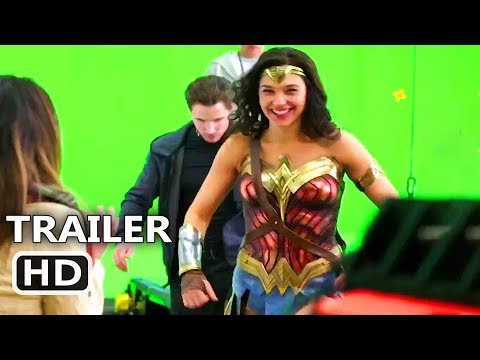 Wonder Woman: Making Of