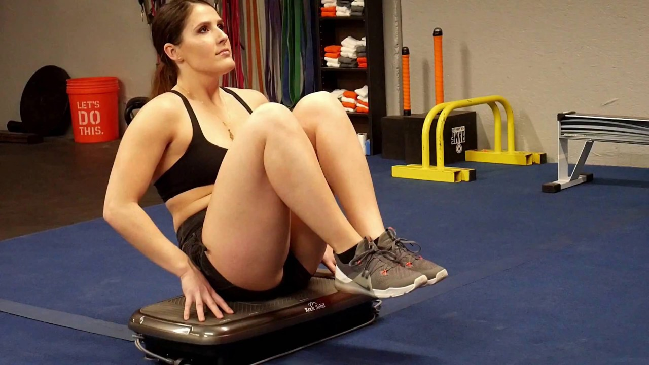 RS3DP // Vibration Fitness Machine video thumbnail