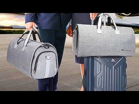 Мужская дорожная сумка Modoker / Men's travel bag Modoker
