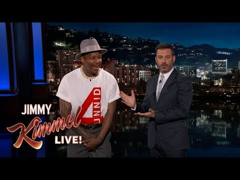 "New Lyrics for Old People - Jimmy Kimmel & YG Translate ""Go Loko"""
