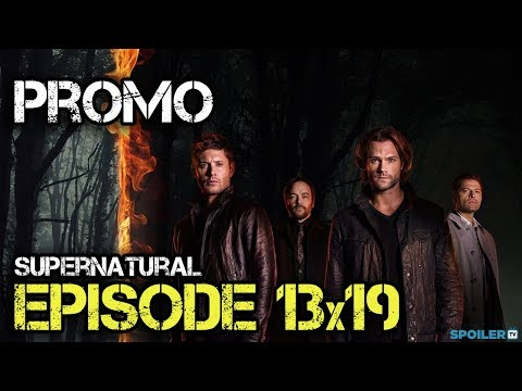 Supernatural 13.19 Preview