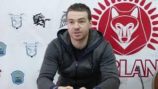 Подведение итогов после 2 матчей 1/4 плей-офф с ХК «Алматы»