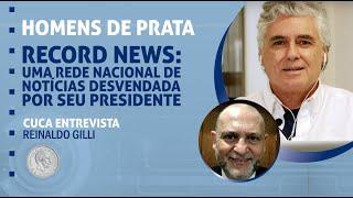 73 – Record News: uma rede nacional de notícias desvendada por seu presidente – Reinaldo Gilli