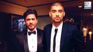 """Shah Rukh Khan Was Arrogant,"" Says International Singer Zayn Malik | LehrenTV"