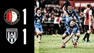 Feyenoord - Heracles Almelo | 20-10-2019 | Samenvatting