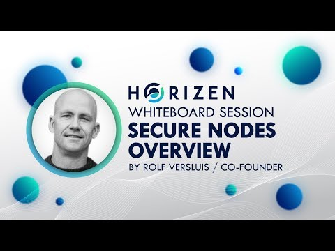 ZenCash Secure Node System Overview Video
