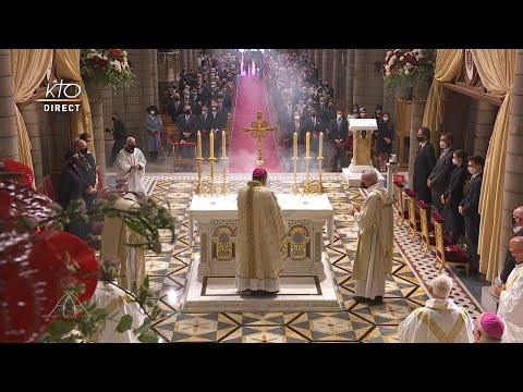 Messe solennelle d'action de Grâce - fête nationale de Monaco