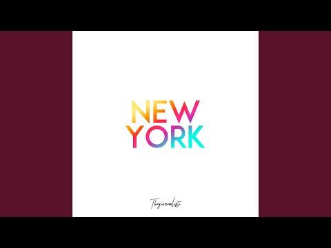 Immagine testo significato New york