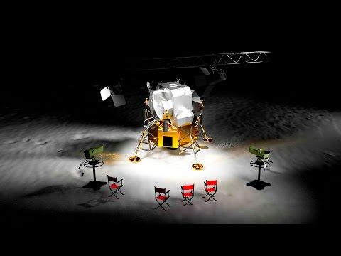Non siamo mai andati sulla Luna? Un altro nuovo Test è stato divulgato (Video)
