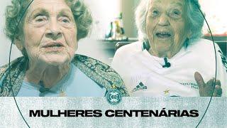 Mulheres centenárias
