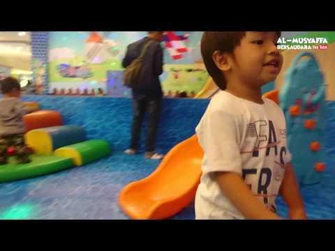 Indoor Playground | Jo-Ji Land Plaza Balikpapan | Wahana Bermain Anak yang Seru dan Menyenangkan