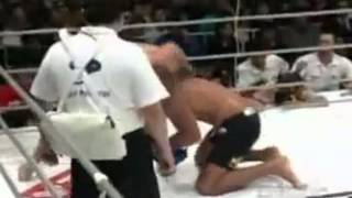 Fedor Emelianenko vs Minotauro Nogueira