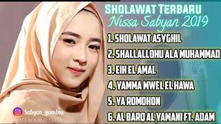 SHOLAWAT NISSA SABYAN GAMBUS TERBARU 2019 FULL ALBUM TANPA IKLAN