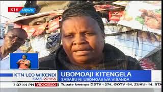 Serikali ya kaunti ya Kajiado wabomoa vibanda vya wafaikazi